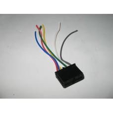 Колодка задних фонарей с проводом ВАЗ 08