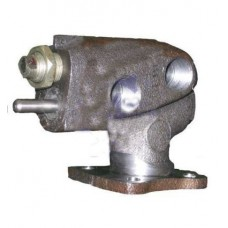 Кран ГАЗ-САЗ 3507 управления подъема кузова 3512-8607010