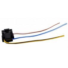 Колодка с проводами для ламп Н4