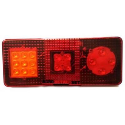 Фонарь Ф-401 задний (замен 7303.3716) LED