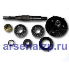 Ремкомплект водяного насоса СМД-60 с валом и крыльчаткой н/о (921)