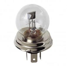 Лампа фары  А24-55/50W P45t, 24V, штырьковая